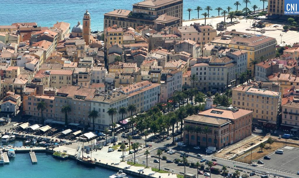 Ajaccio veut redynamiser le centre-ville (Photo Michel Luccioni)