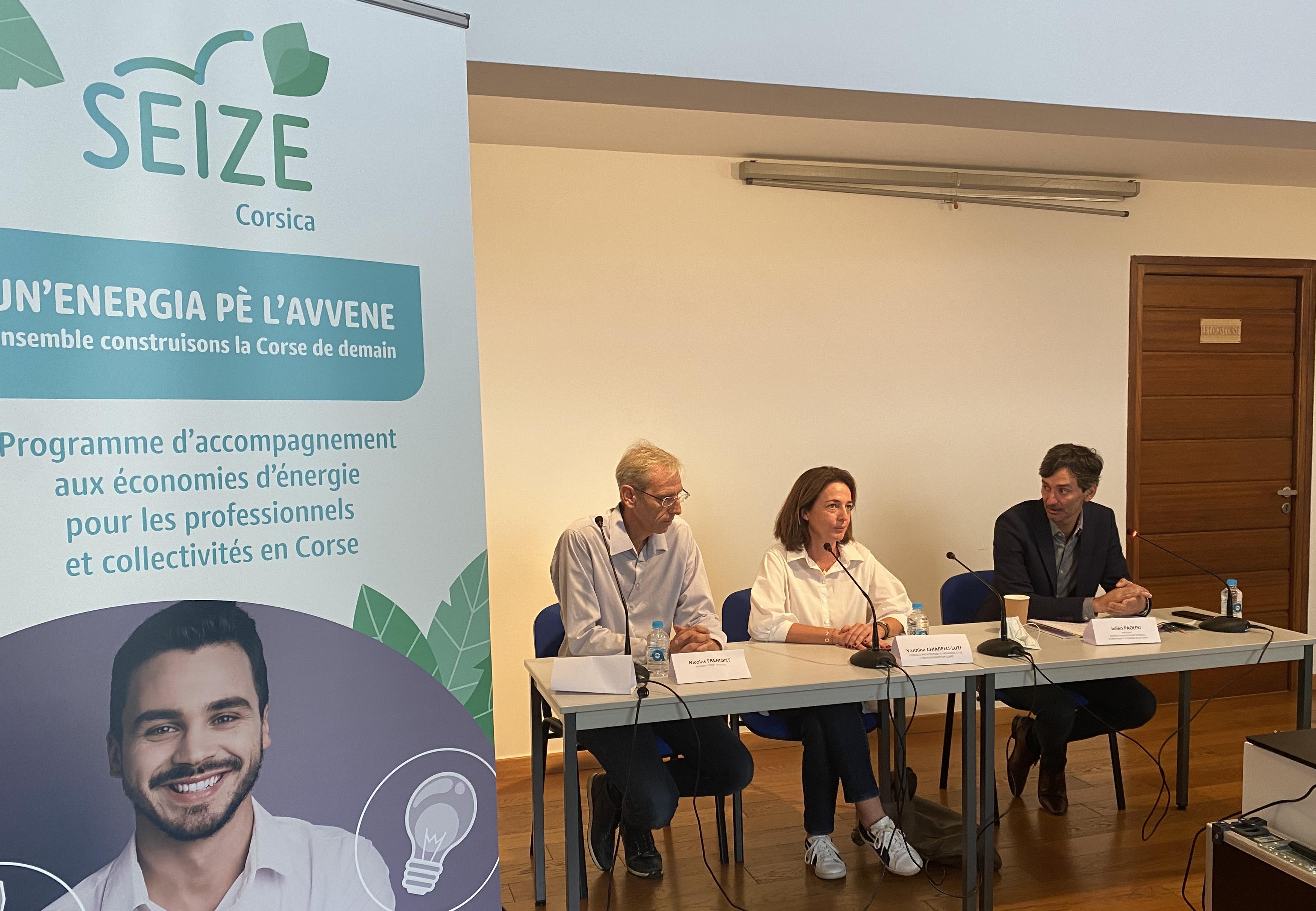 """Le programme """"Seize"""" permet d'accompagner les entreprises vers des économies d'énergie"""