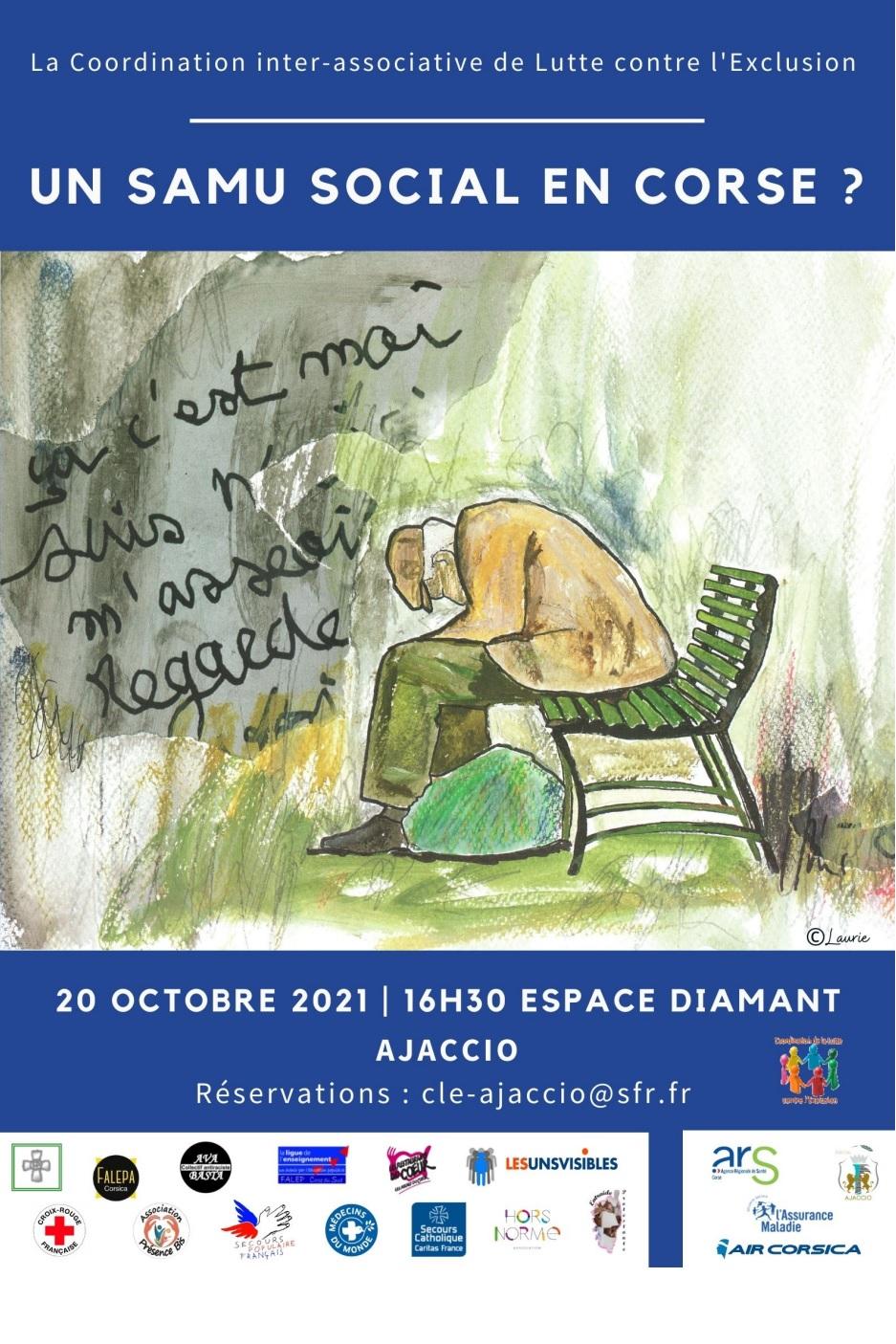 Bastia : Quand Arte Mare se penche sur la précarité en Corse