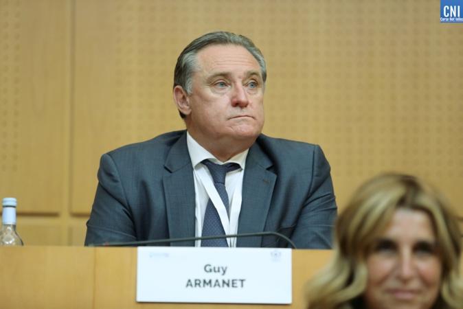 Guy Armanet. Photo Michel Luccioni.