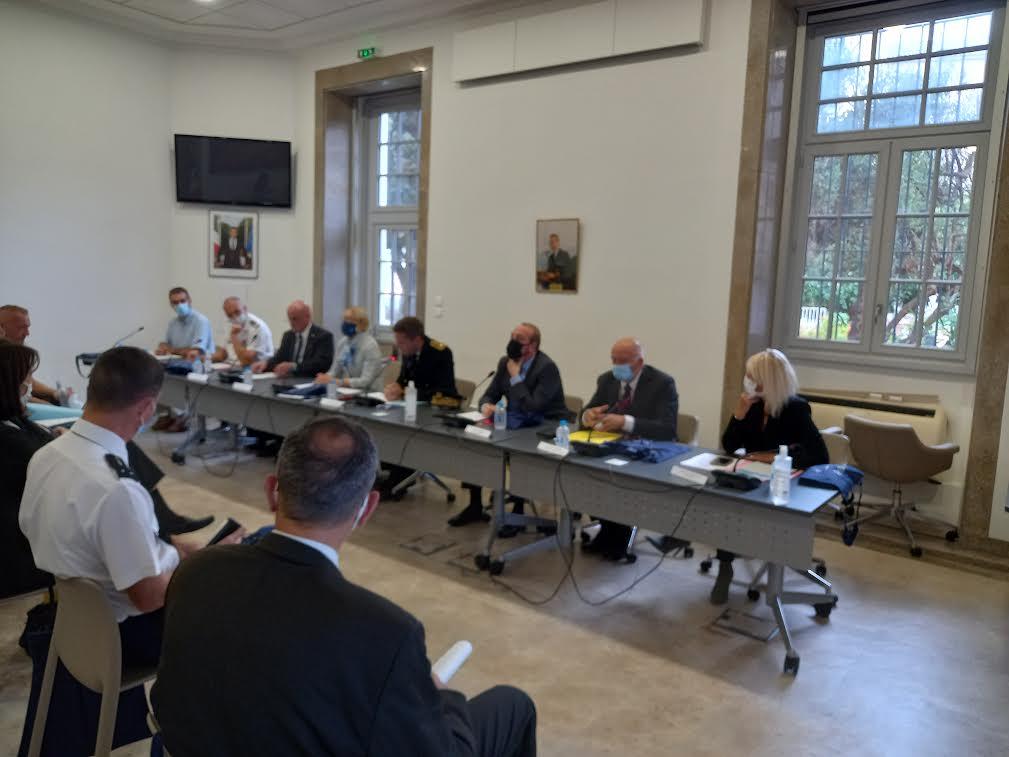 Conseil départemental des anciens combattants à Ajaccio : un passé militaire glorieux en Corse