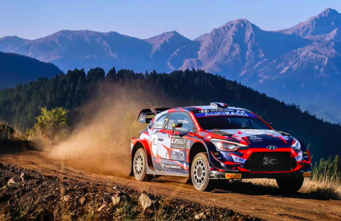 Auto WRC : fin de saison prématurée pour Loubet