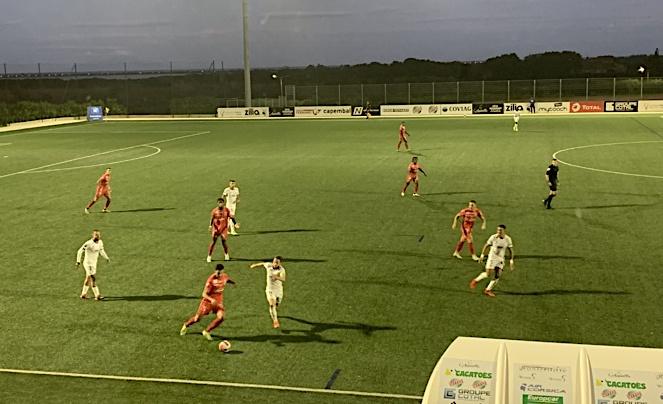 Football National : Le FCBB s'incline sur sa pelouse devant Annecy