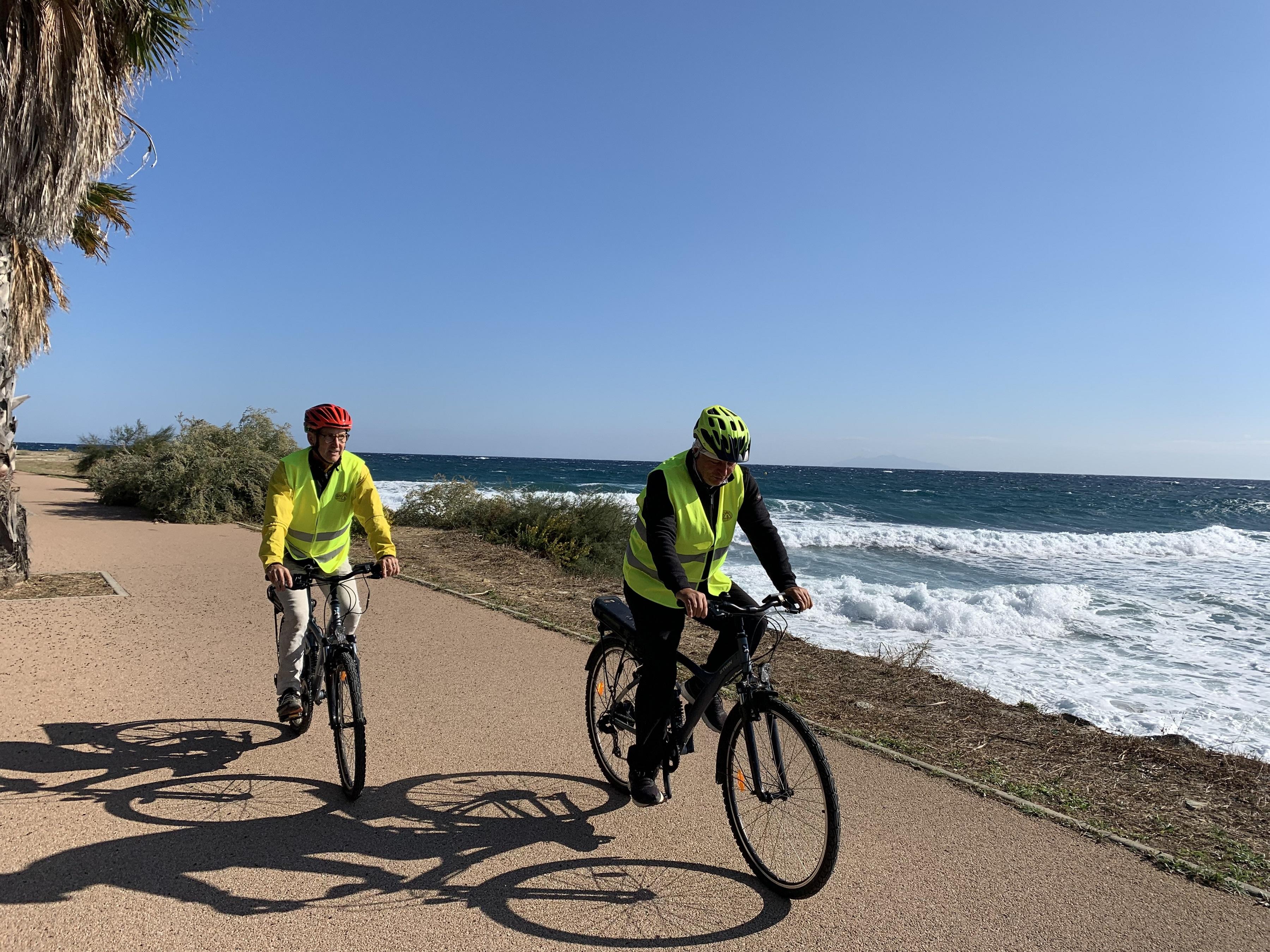 Redécouvrir le plaisir du vélo en toute sécurité à Bastia