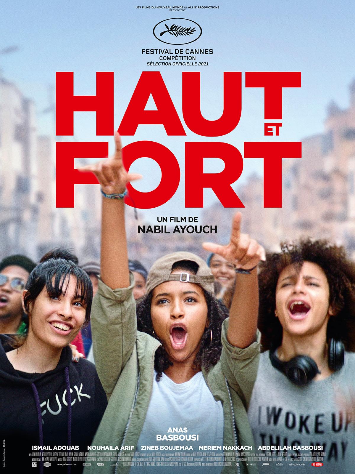 Palmarès du Festival Arte Mare 2021 : «Haut et Fort» de Nabil Ayouch plébiscité !