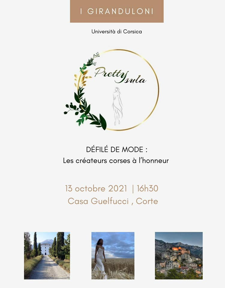 Rendez-vous à 16h30 mercredi 13 octobre à la Casa Guelfucci à Corte.