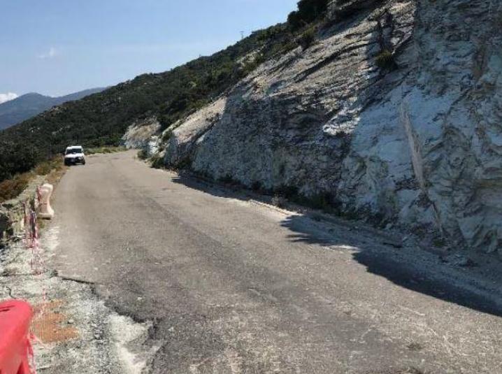 Canari : de nouveaux travaux sur la route départementale 80
