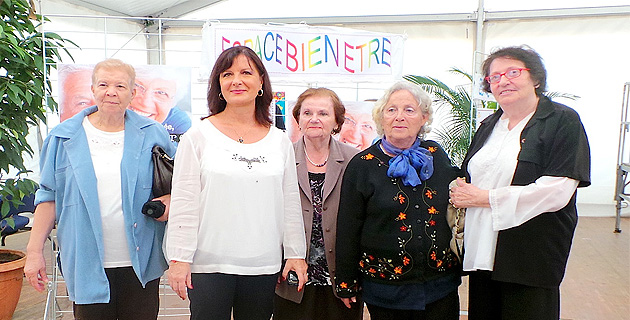 """""""Stonde di piacè"""" pour la 6ème édition du salon des seniors de Bastia"""