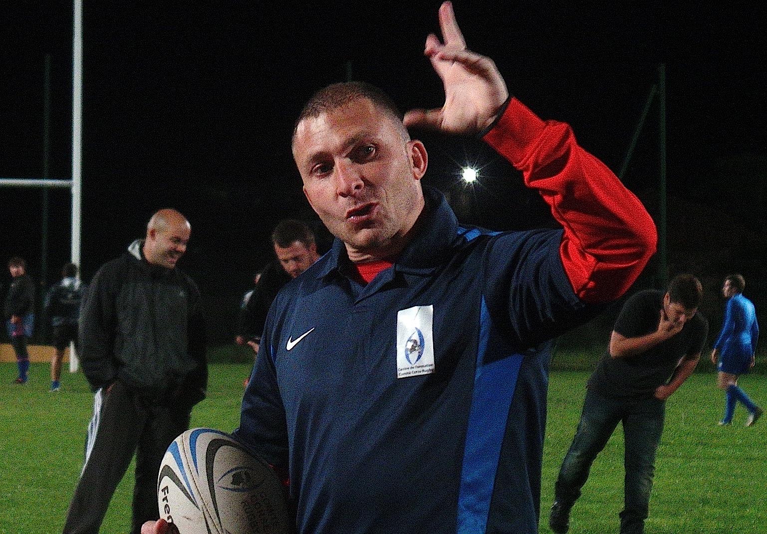 Rugby : Pierre Mignoni (RC Toulon) parrain du centre régional de haut niveau