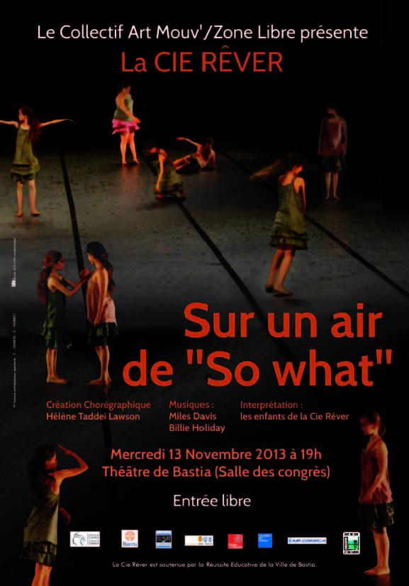 Bastia : Sur un air de So what mercredi à la salle des congrès du théâtre de Bastia