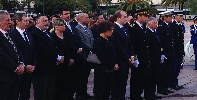 11-Novembre à Ajaccio : Le devoir de mémoire