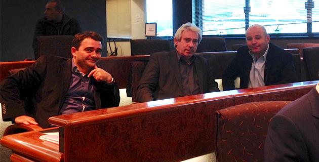 Nouvel élu au sein du conseil municipal : Pierre Pugliesi (opposition) en lieu et place de J.- Fabrice Laudato.