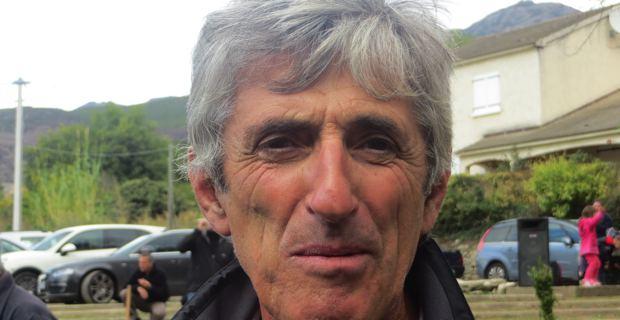 Jean-Laurent de Bernardi, vigneron et président du syndicat de promotion et de défense des viticulteurs de l'AOC (Appellation d'origine contrôlée) Patrimoniu.