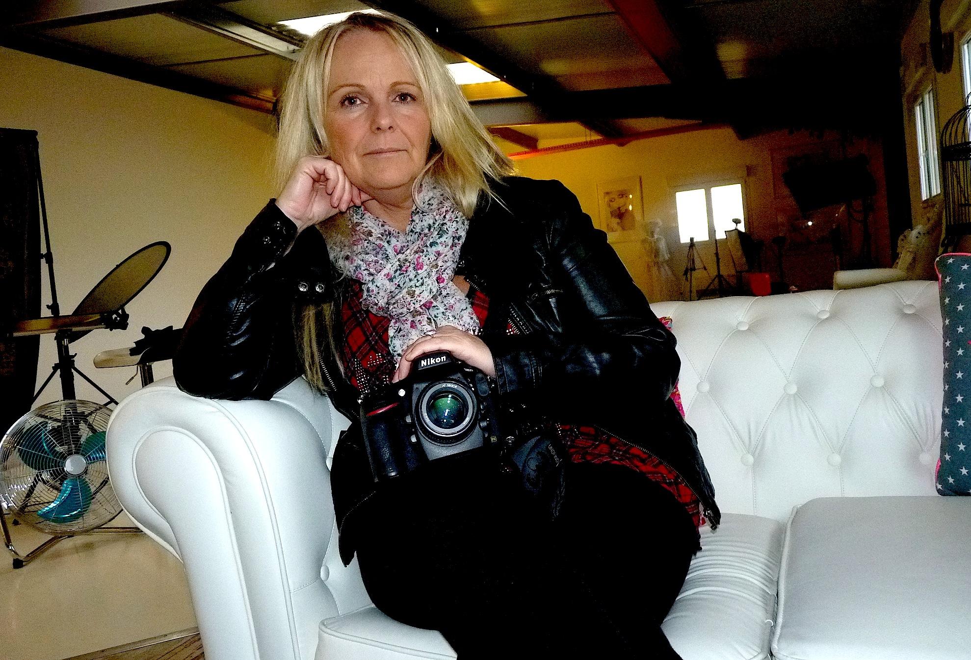 Sylvie Lezier, portraitiste de France