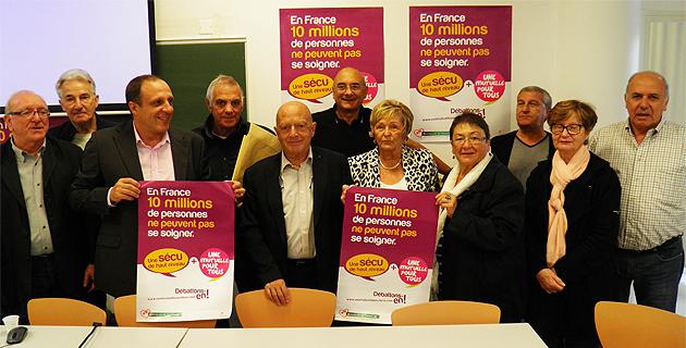 """""""Une mutuelle pour tous"""" : La Mutuelle familiale de la Corse dans la campagne"""
