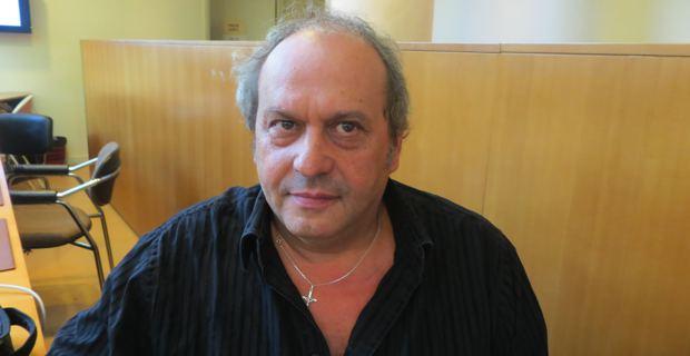 Jean-Marie Poli, nouveau conseiller territorial du groupe Corsica Libera, président de l'Associu Sulidarità..