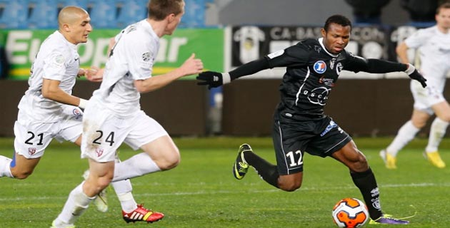 Le CAB concède deux buts en sept minutes face au FC Metz