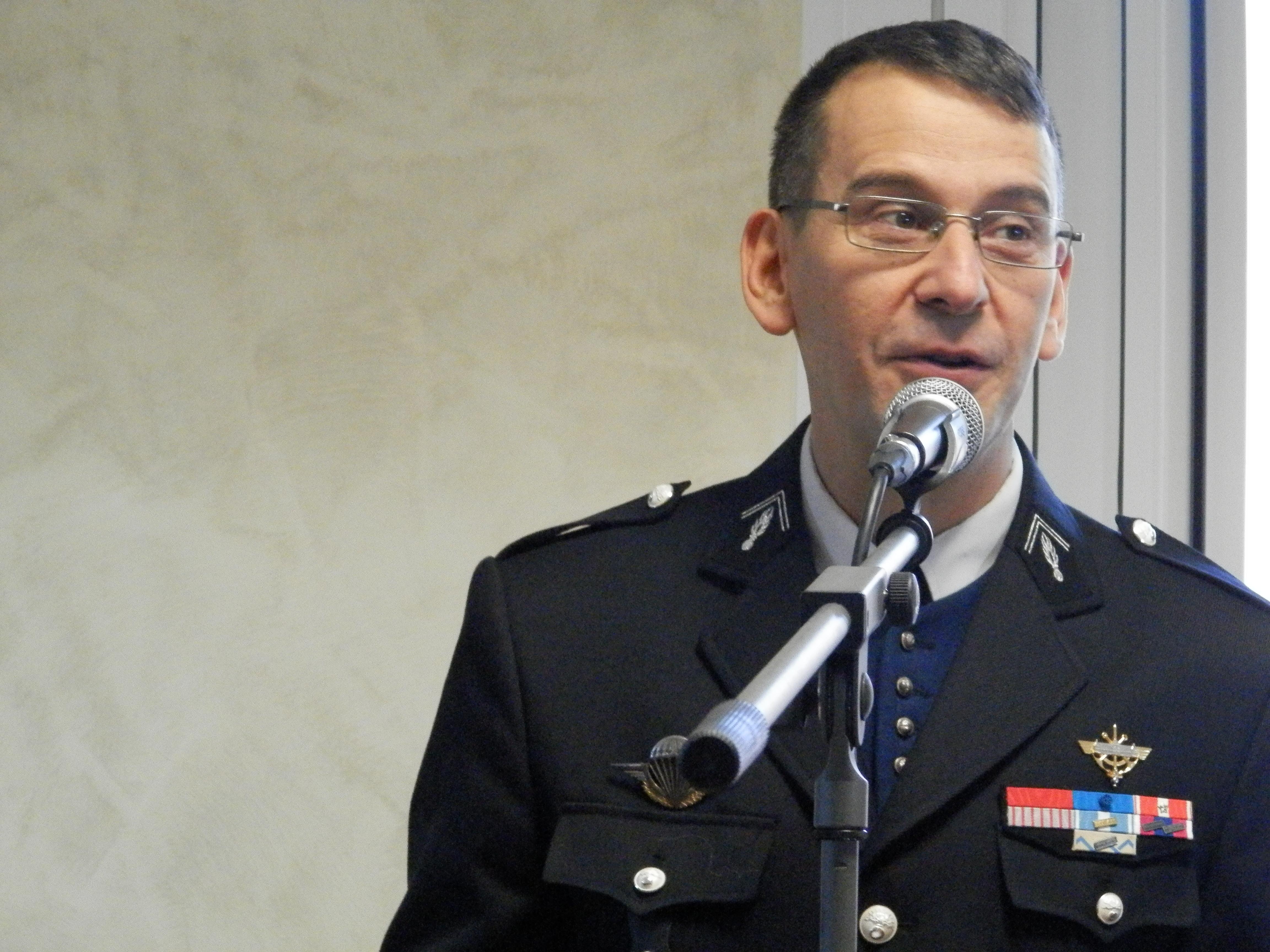 Ajaccio : Les gendarmes fêtent leur sainte patronne