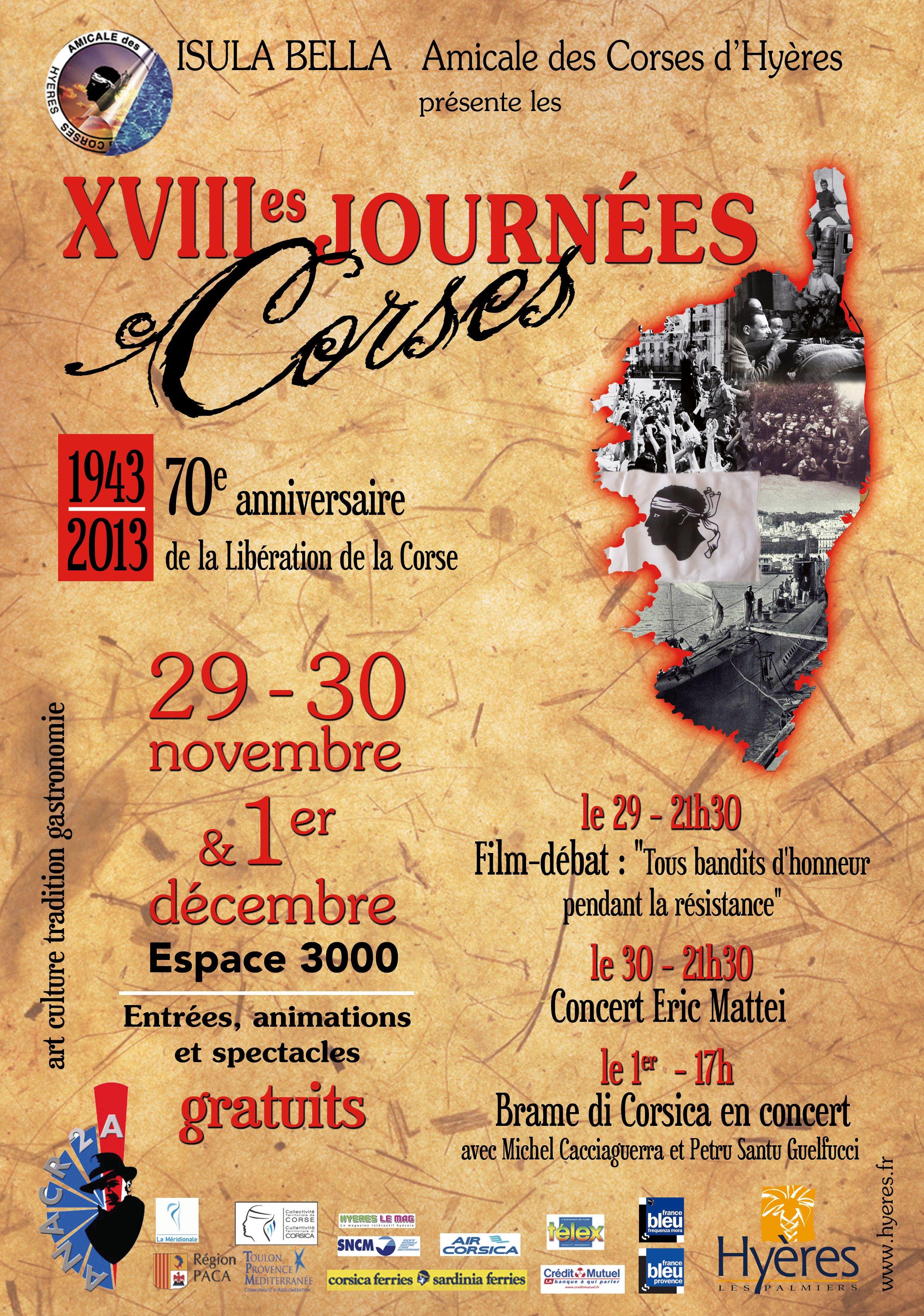 Iula Bella prépare les 18èmes journées corses de Hyères