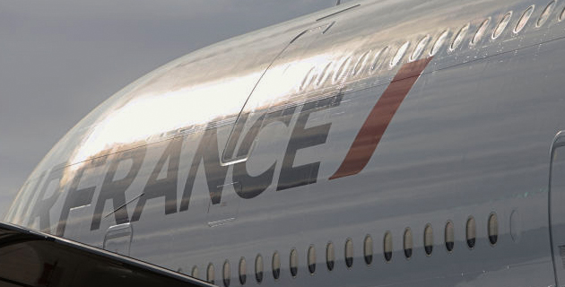 Air France : Appel à la grève de la CGT