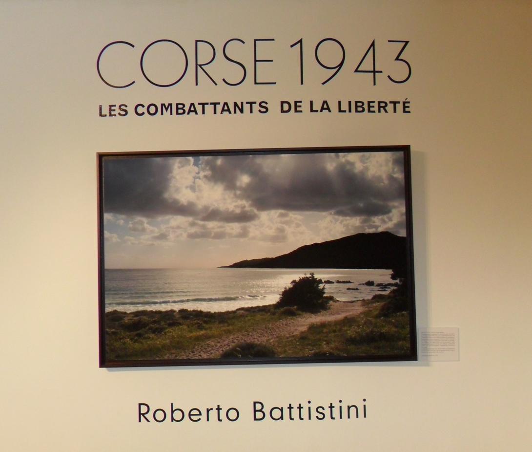 """Bastia : Denis Clavreul expose """"L'Agriate"""" au Centre Culturel Una Volta"""