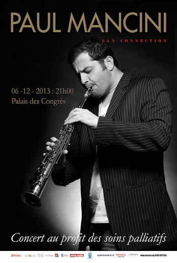 Ajaccio : Concert Paul Mancini au profit des soins palliatifs