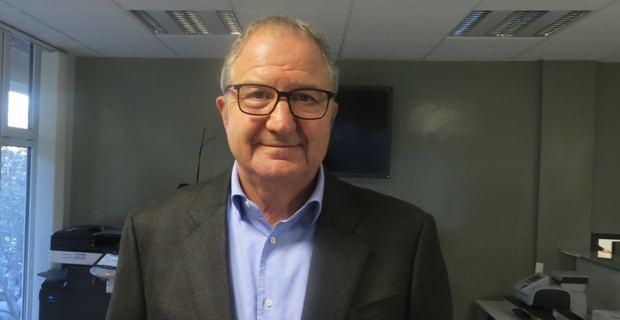 Jean-Marc Venturi, nouveau 1er vice-président, président délégué, ordonnateur suppléant de la Chambre d'agriculture et délégué à l'APCA.