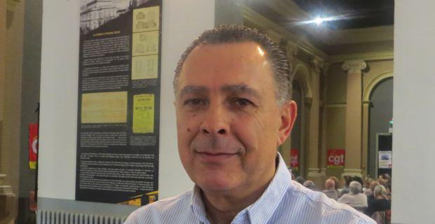 Antoine Mandrichi, secrétaire départemental et secrétaire général EDF.