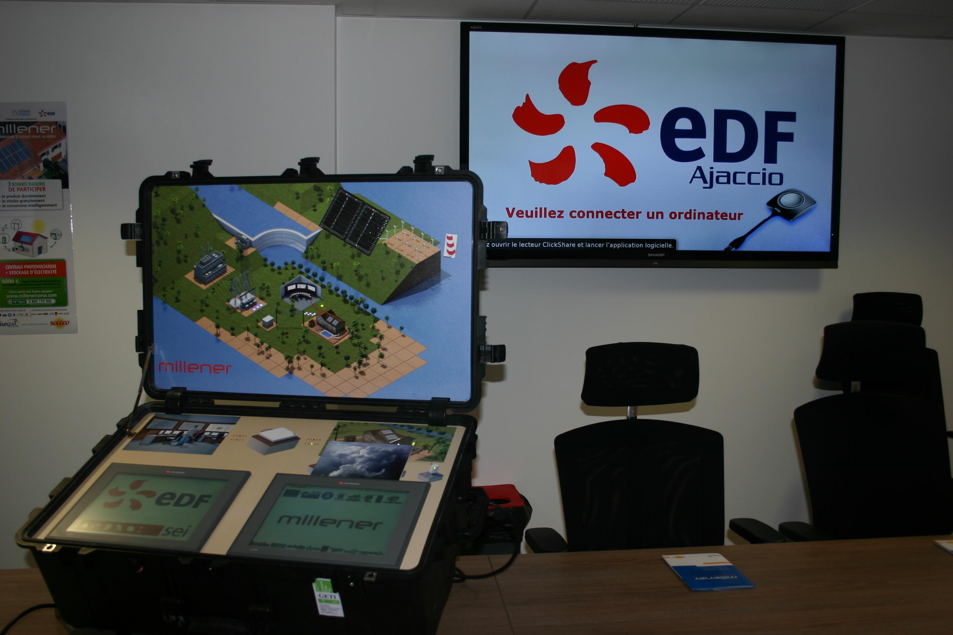 Energie solaire : Qui veut participer au projet Millener avec EDF ?
