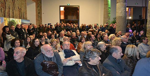 Bastia : Le premier meeting de campagne de Jean Zuccarelli