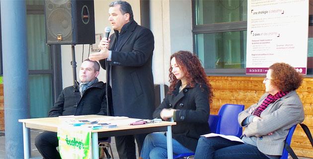 Tatti-Calloni-Sanguinetti à Lupino pour une nouvelle politique du logement