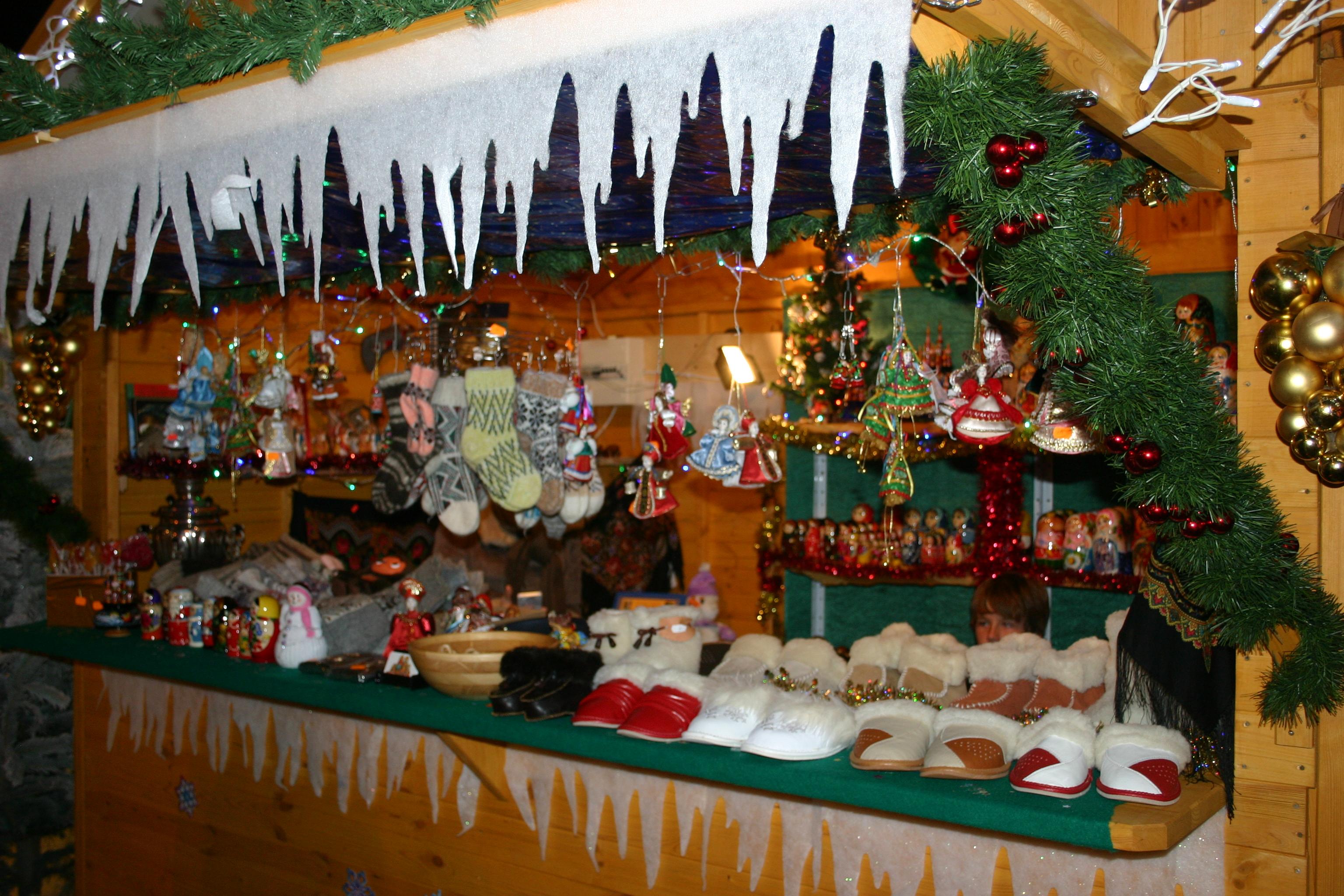 Ajaccio: Le marché de Noël est ouvert jusqu'au 3 Janvier
