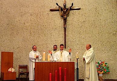 Issy-Les-Moulineaux : Immaculata Cuncezzione é Festa di a Nazione