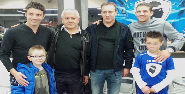 """""""Salvemu I Castagni"""" : Le soutien de Vito et du Sporting"""
