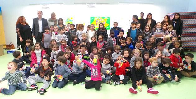 """Bastia : """" Pour l'écologie, mon école agit…"""""""