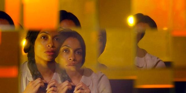 """Rosario Dawson dans un rôle résolument """"charnel"""" et sexy de la professionnelle de l'hypnose. (Photo : DR)"""