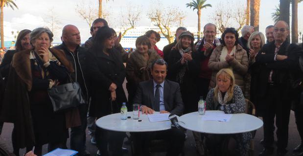 De Gentili-Tatti : Le ticket gagnant de la gauche à Bastia ?