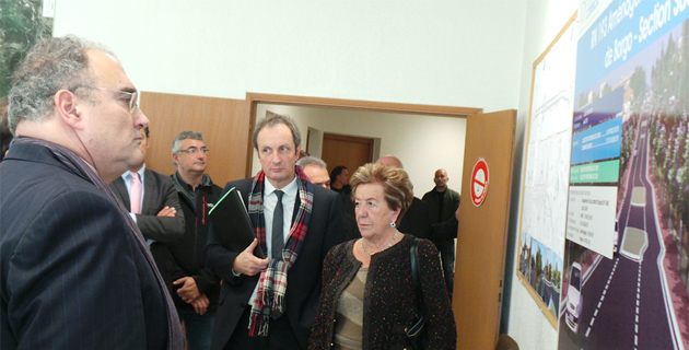 Traverse de Borgo-Sud : Le coup d'envoi des travaux
