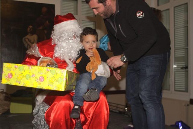 Le Noël des enfants du personnel communal de Calvi