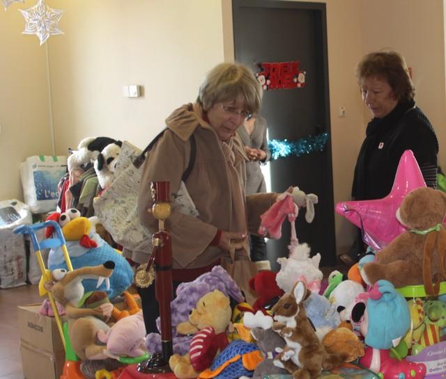 Marché de Noël au profit du Centre Hospitalier de Calvi