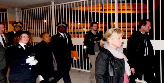 Une nouvelle directrice au centre pénitentiaire de Borgo