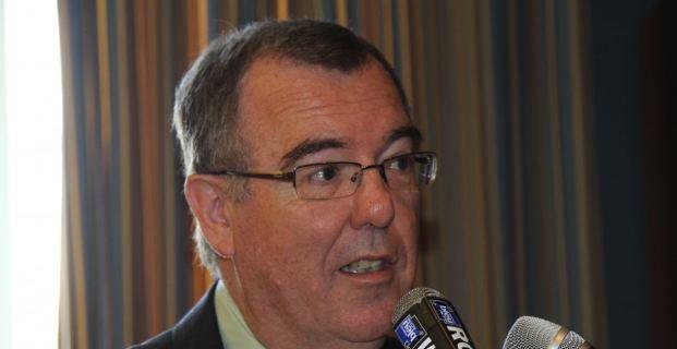 Paul-Marie Bartoli, président de l'Office des Transports de la Corse (OTC).