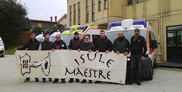 Sardaigne : La solidarité des confréries de Speloncatu