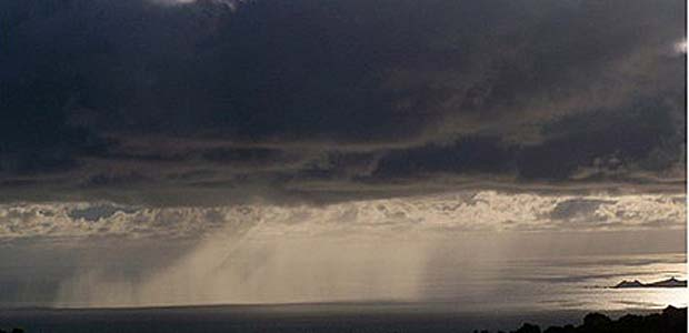 Météo : Le vent souffle à 198 km/h sur le Cap Corse !