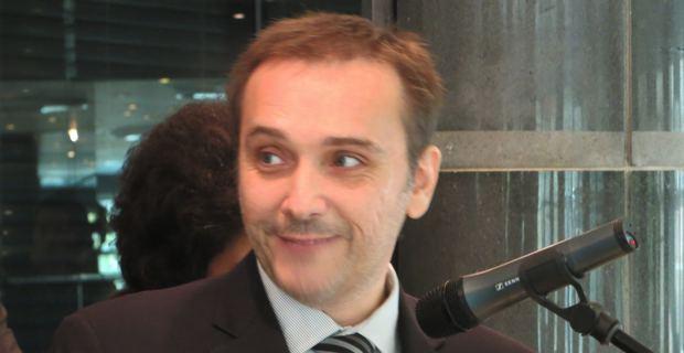 Michel-Edouard Nigaglioni, historien de l'art et directeur du patrimoine de la ville de Bastia