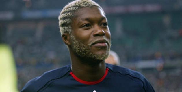 Sporting : Djibril Cissé arrive