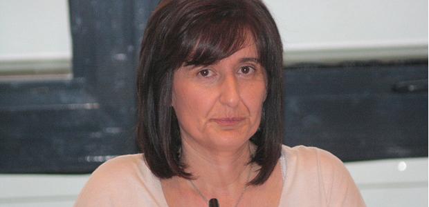 2014 : Les vœux  Nathalie Carlotti, présidente de la chambre de commerce et d'industrie d'Ajaccio et de la Corse-du-Sud