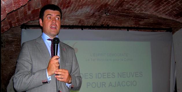"François Casasoprana : ""Une ambition collective en 2014"""