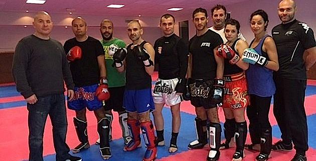 Sports de combat et discipline associées : Le brevet fédéral au CS d'Ajaccio