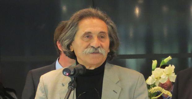 Sampiero Sanguinetti, journaliste et écrivain.